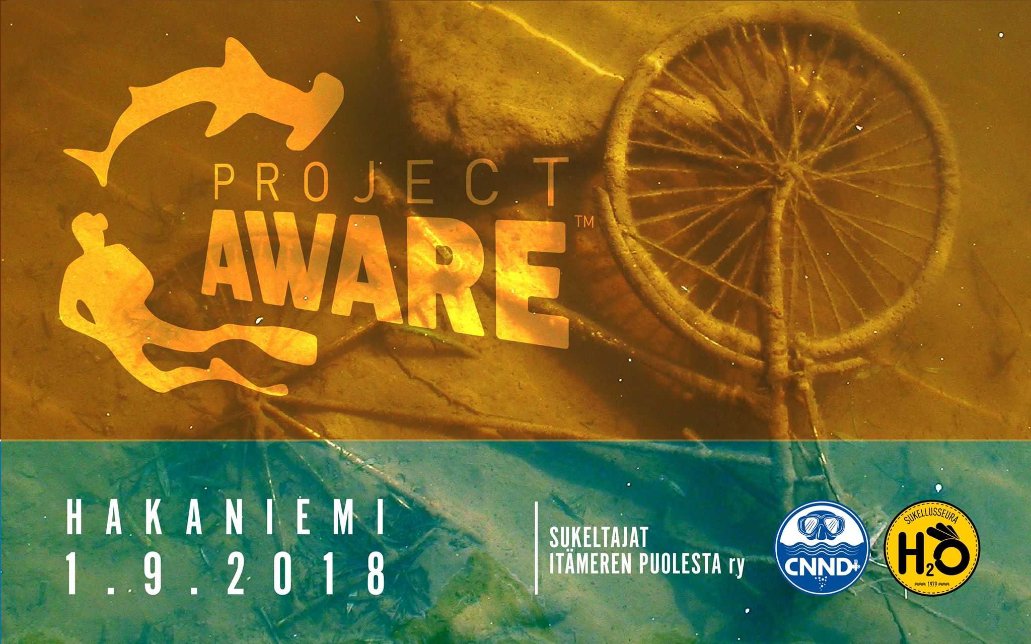 Project AWARE 2018